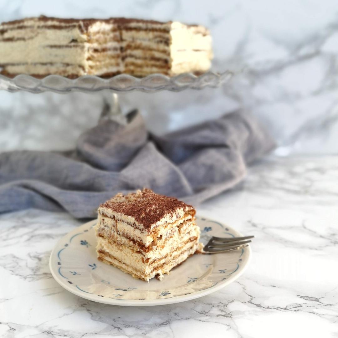 Petit-beurre taart