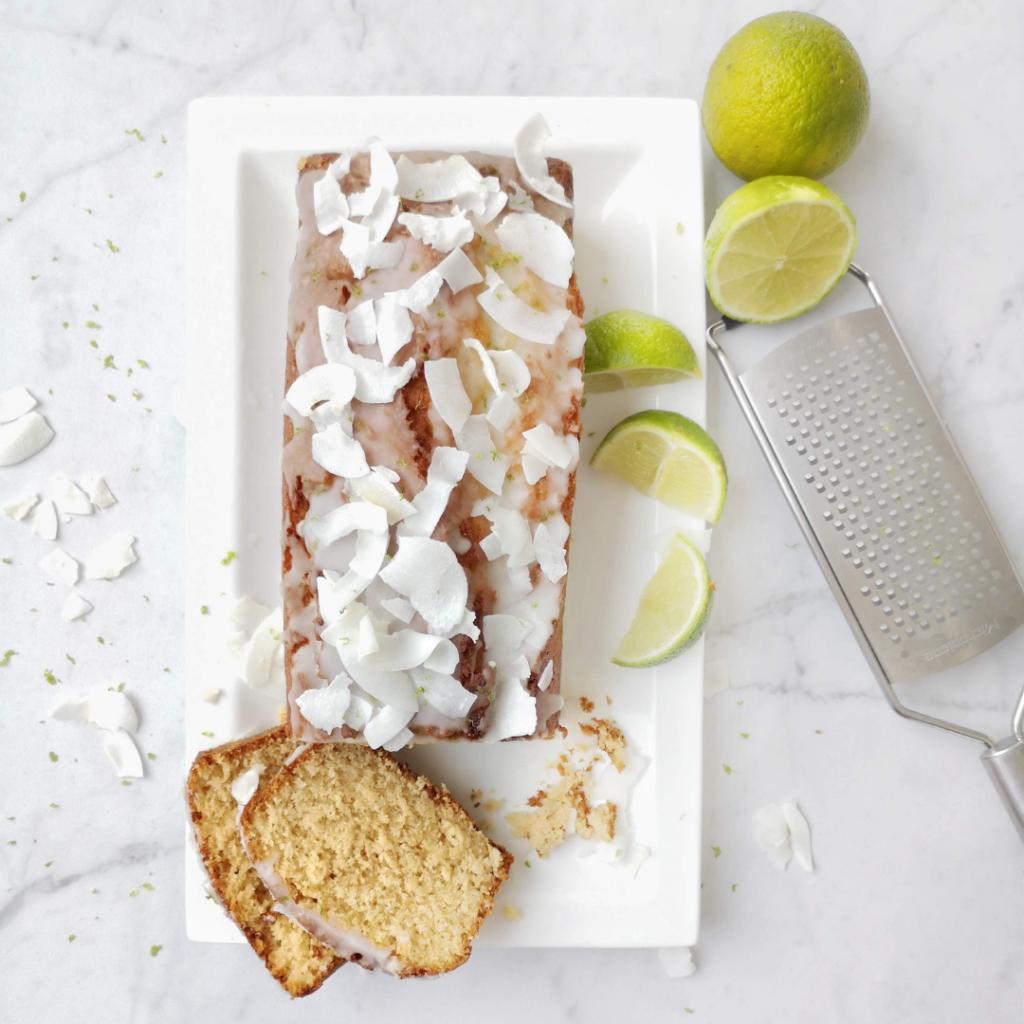 Kokos Limoen Cake