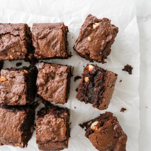 Tahin Brownies